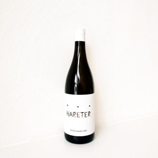 Weißburgunder Ohne (2016) - Hareter